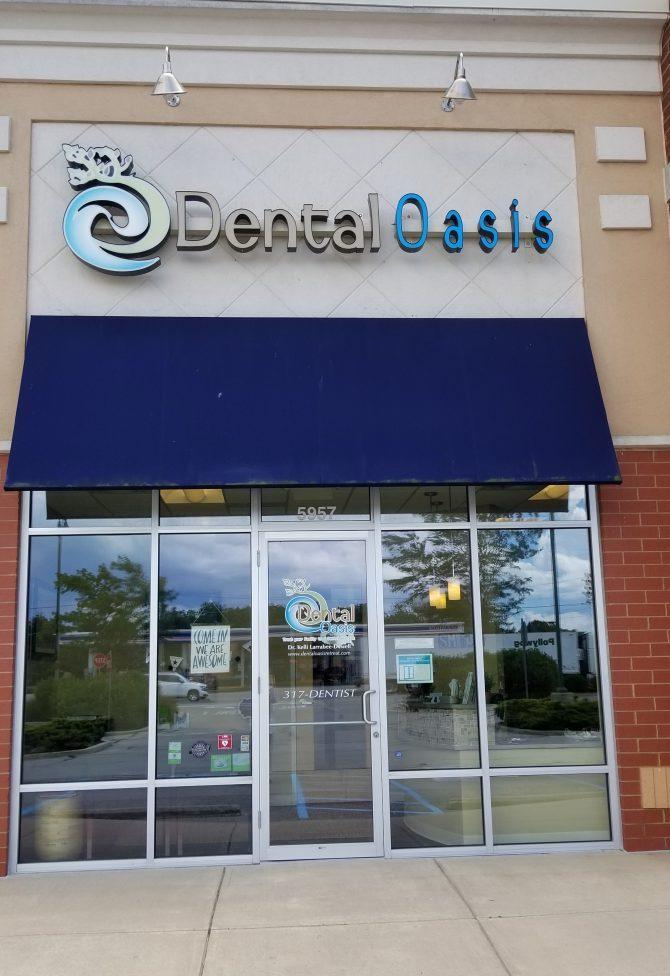 Dental Oasis building front